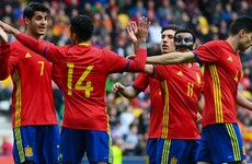 'Spain favourites to win Euro 2016'