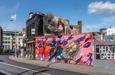 8 of the best pieces of street art around Ireland
