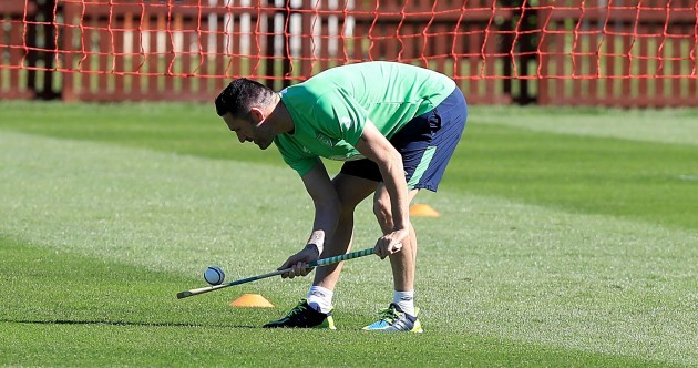 'It's not as bad as I first thought' - Robbie Keane hopes to be fit in 'a couple of weeks'