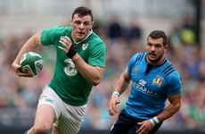Schmidt considering Henshaw among Ireland's fullback options