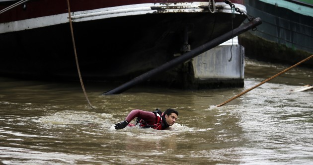 Floods in Europe have killed ten people and forced thousands from their homes