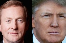 Poll: Should Enda Kenny meet Donald Trump when he comes to Ireland?