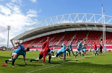 Munster Rugby announce forecasted deficit of €1.9 million