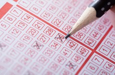The National Lottery have paid out THAT €8.2 million prize