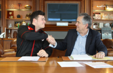 Trevor Brennan's son, Daniel, signs two-year contract with Toulouse