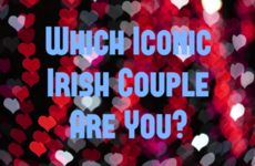Which Iconic Irish Couple Are You?