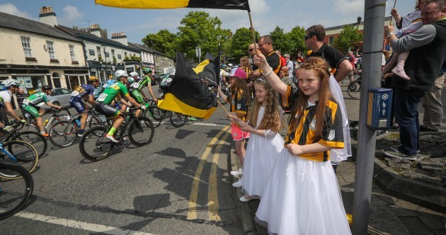 Behind the scenes at the Rás, an international sporting event that remains quintessentially Irish
