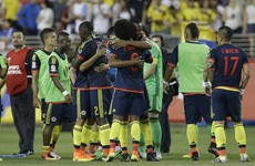 Colombia shatter American dream in Copa opener