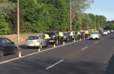 Gardaí out in force to clamp down on speeding and drink driving