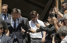 Beleaguered Messi arrives in California as he bids to end Copa America hoodoo