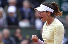 Garbine Muguruza takes French Open title in straight-sets win over Serena Williams