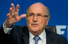 'Everything is clean and fair,' claims Blatter