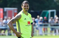 Zlatan: 'It's all about getting the job done – and I do a hell of a job'