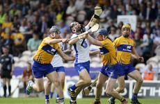 Waterford bounce back from league loss to see off Clare in style in Munster