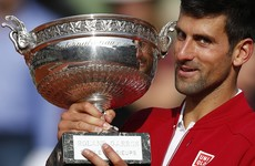 Djokovic joins elite list with four-set victory against Murray in French Open final