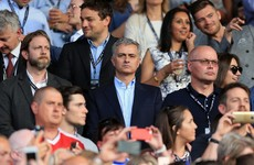 Old Trafford gives Mourinho raucous welcome