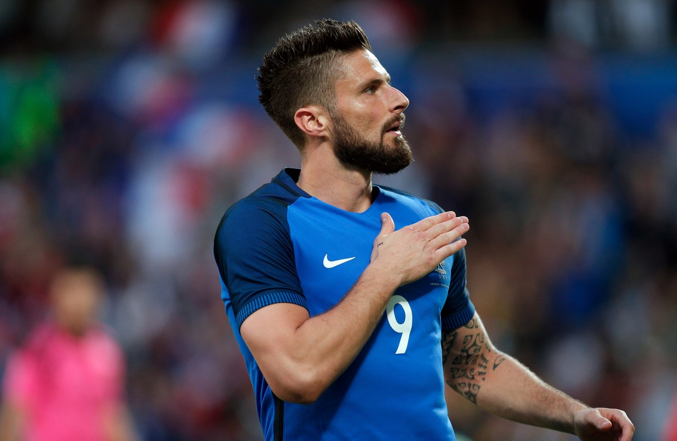 Why France Fans Are Booing Olivier Giroud And It Has To Stop