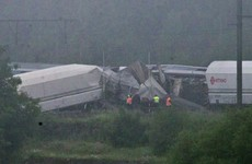 Three killed after Belgian train crash