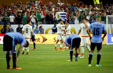 VIDEO: Wrong national anthem played ahead of Mexico-Uruguay Copa America match