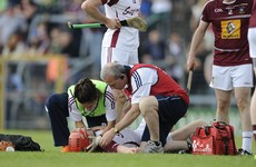 Galway boss insists Canning is not concussed and was replaced as a precaution