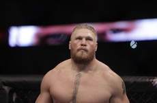 Brock Lesnar will face Mark Hunt at UFC 200