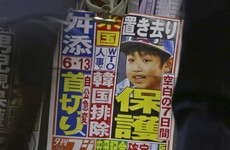 """I walked alone""- Japanese boy who survived in the forest speaks about how he did it"