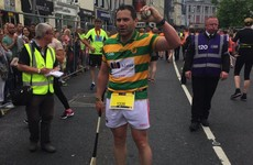 Corkman combines hurling with marathon running to break world record