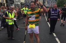 Corkman combines hurling with marathon running to break world record