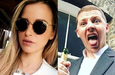 Professor Green and Vogue Williams are apparently dating... the Dredge
