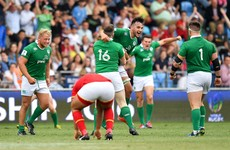 Analysis: Ireland's brilliant ball-carrying lays platform for stunning comeback