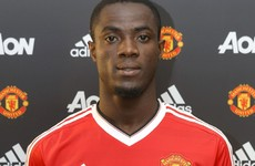 €38m defender Eric Bailly is Man United's first signing of the Mourinho era