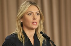 Maria Sharapova handed two-year ban from tennis for failed drugs test
