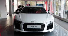 Dream car of the week: Audi R8 V10 plus