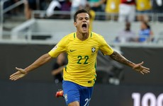 Coutinho scores hat-trick as Brazil kickstart Copa America campaign with 7 goal rout of Haiti
