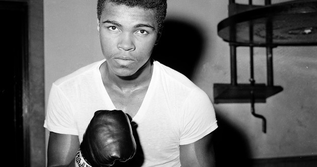 Muhammad Ali: From the segregated south to world stardom
