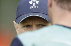 Schmidt feels 'a little bit of a fear' ahead of daunting Springboks task