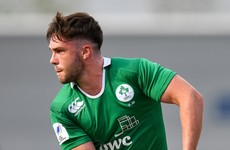 Clonmel man Johnston eager to take on world champions New Zealand