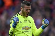 De Gea 'very happy' at United and unaware of Madrid interest