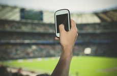 Fans at Euro 2016 can download an app that will send them security alerts