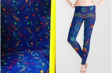 Every Dublin girlo needs a pair of these Dublin Bus seat leggings