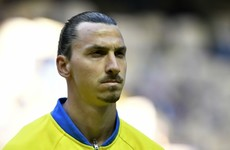 Ibrahimovic not allowed to join Man Utd during Euros - Hamren