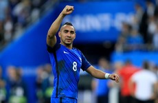 Letter from Versailles: Payet's tears, secret training sessions and the Boys in Green get the party going