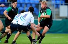 Shanagolden hedge their money on Ireland U20 star Betts