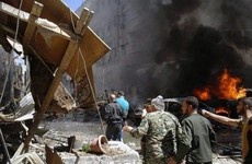 At least 20 killed and dozens wounded in Damascus bombings
