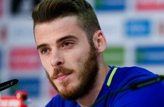 Del Bosque defends De Gea over allegations over sexual abuse case