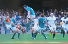 VIDEO: Did CJ Stander deserve to see red for this incident against South Africa?