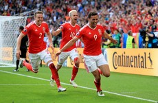 Hal Robson-Kanu the hero as Wales earn famous win