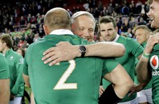 What a day! Ireland's historic victory over South Africa captured in pictures