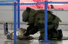 Blast from homemade explosive injures four in Shanghai airport