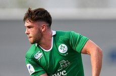 Blow for Ireland U20s as out-half Johnston heads home injured